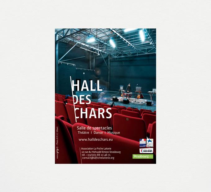 Hall des Chars / Salle de spectacles