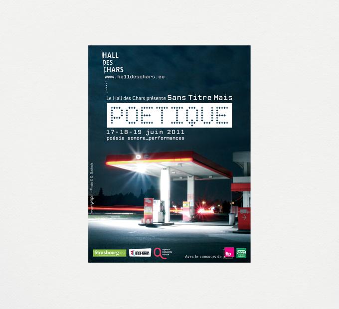 Sans titre mais poétique / Festival de poésie sonore #1
