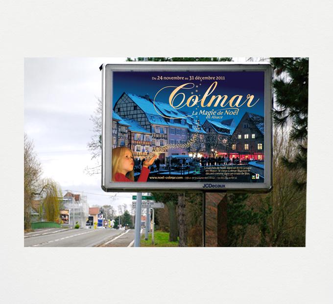 La magie de Noël à Colmar #1