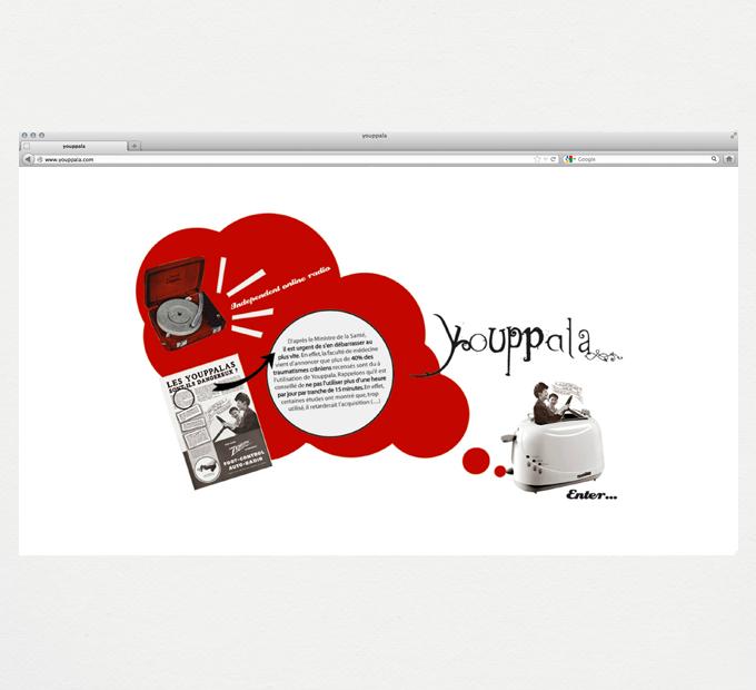 Youppala / Webradio