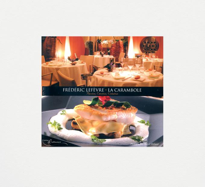 Cuisine & Raffinement / Collection de livres gastronomiques
