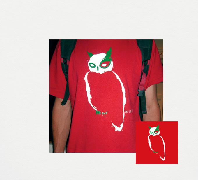 T-shirt #3