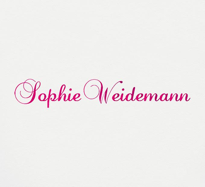 Sophie Weidemann