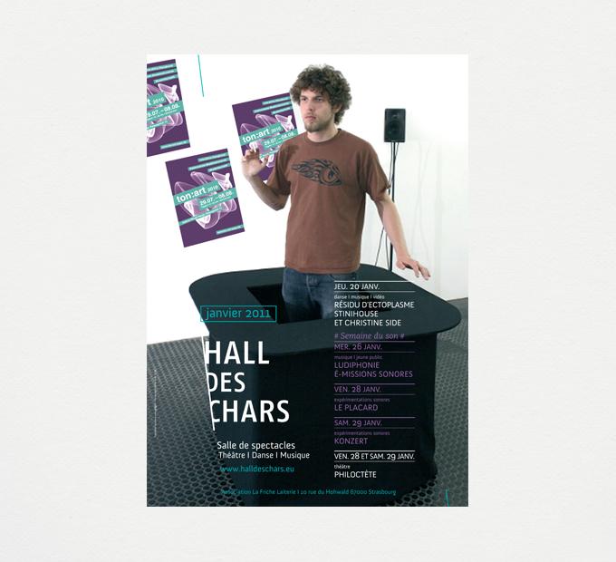 Hall des Chars #1