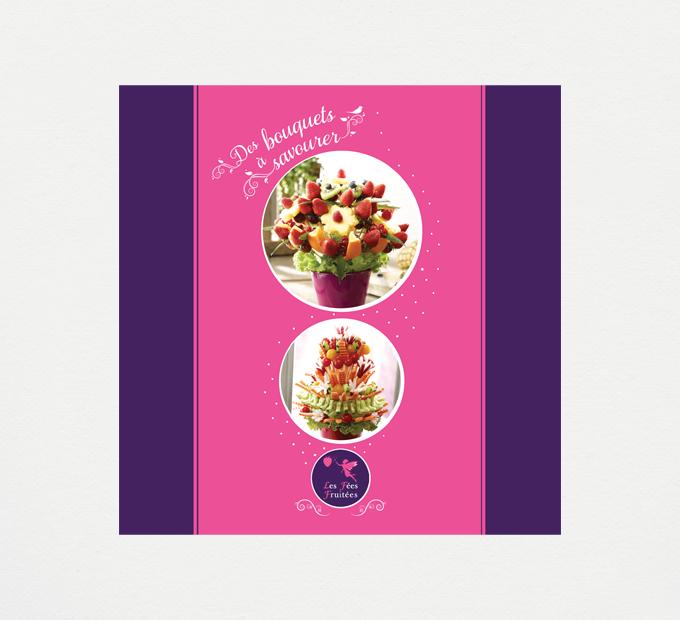 Les Fées Fruitées / Design culinaire