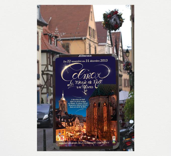 La magie de Noël à Colmar #3