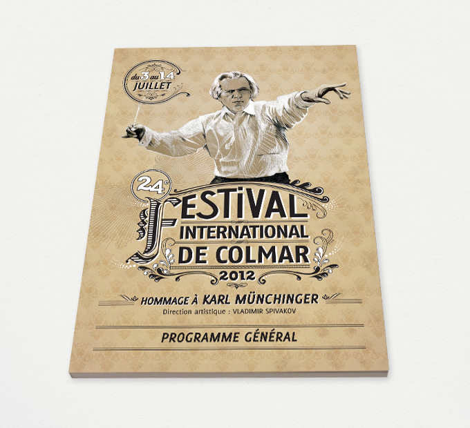 Festival international de musique classique / Livre programme #1