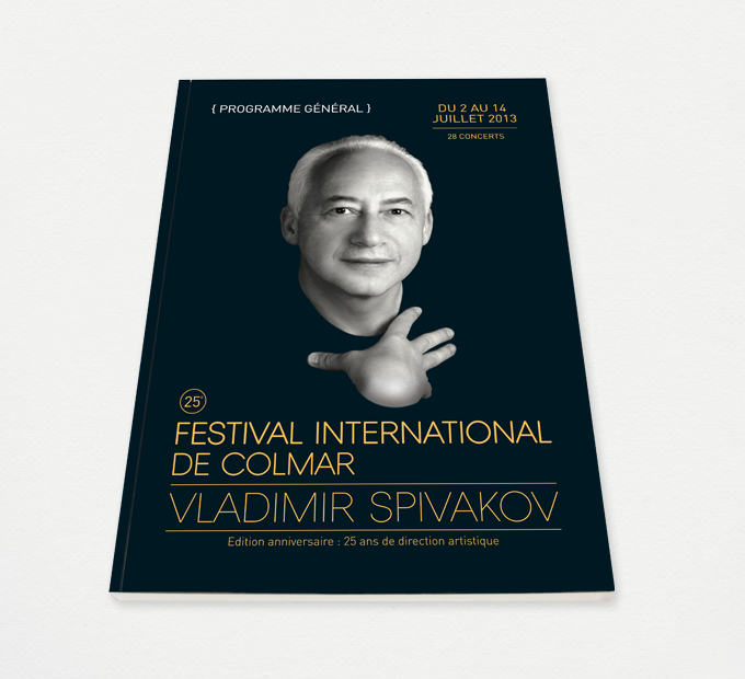 Festival international de musique classique / Livre programme #2