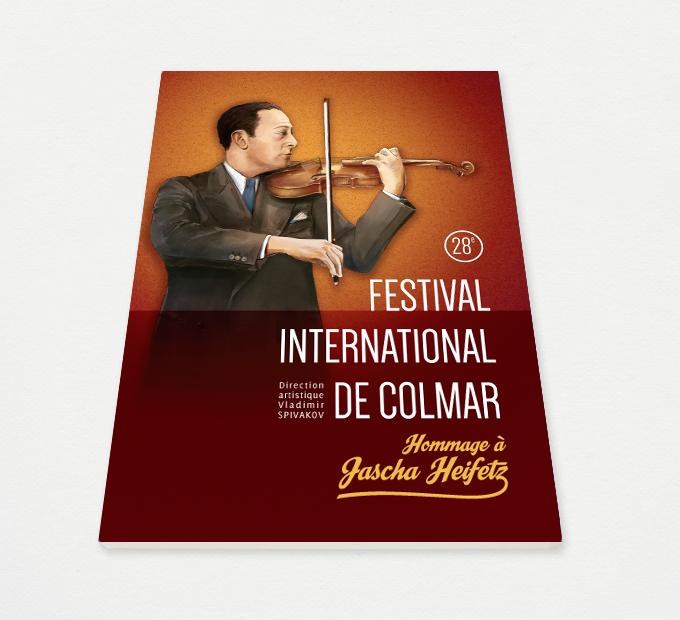 Festival international de musique classique / Livre programme #4